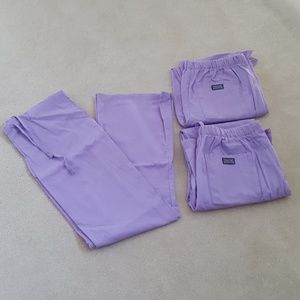 NWOT Cherokee Workwear Orchid Scrub Pants Bottoms